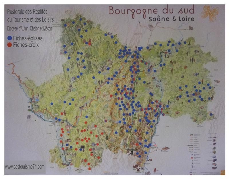 Autorisation De Reproduction La Carte Sane Et Loire LADT Agence Dpartementale Du Tourisme